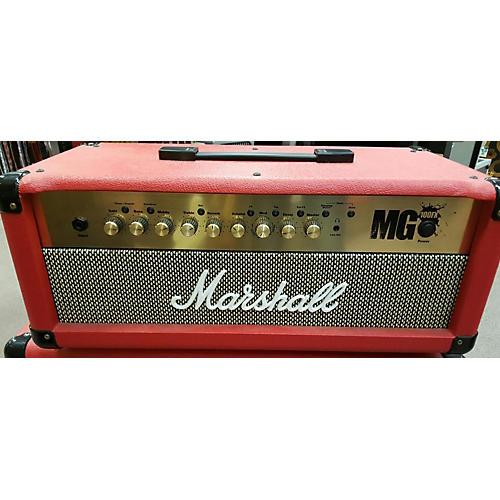 Marshall MG100FX Guitar Amp Head-thumbnail