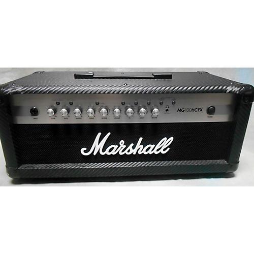 Marshall MG100HCFX 100W Guitar Amp Head-thumbnail