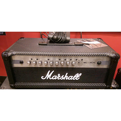 Marshall MG100HCFX 100W Solid State Guitar Amp Head