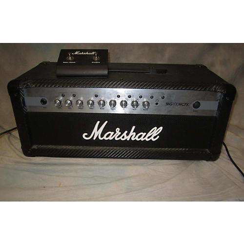 Marshall MG100HCFX Solid State Guitar Amp Head-thumbnail