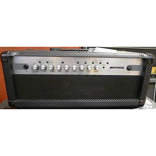 Marshall MG100HCFX Solid State Guitar Amp Head-thumbnail