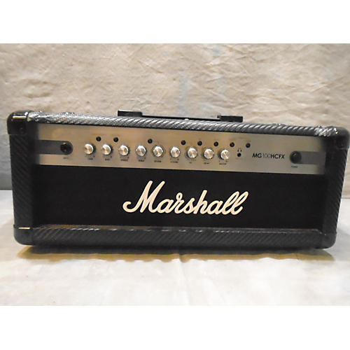 Marshall MG100HCFX Tube Guitar Amp Head