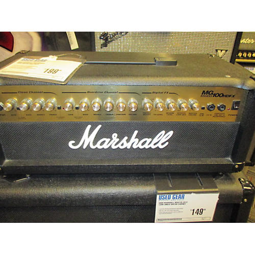 Marshall MG100HDFX 100W Guitar Amp Head