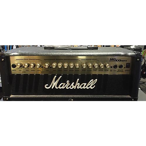 Marshall MG100HDFX 100W Guitar Amp Head-thumbnail