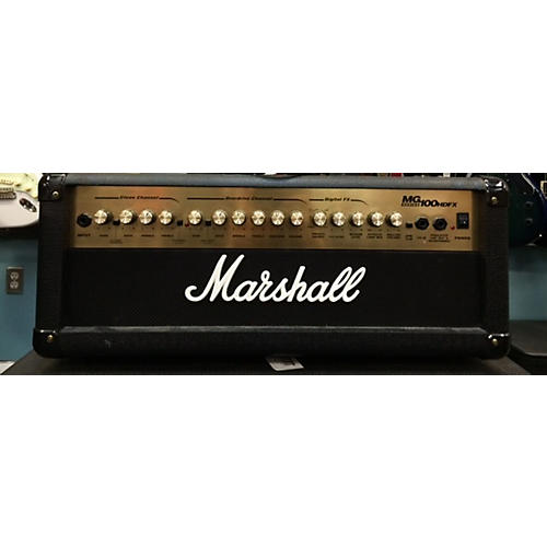 Marshall MG100HDFX 100W Guitar Amp Head-thumbnail