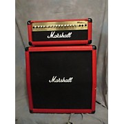Marshall MG100HDFX 100W Red Stack Guitar Stack