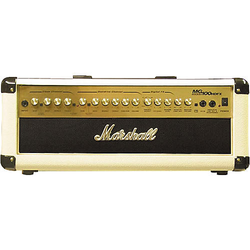 Marshall MG100HDFXC Guitar Amp Head