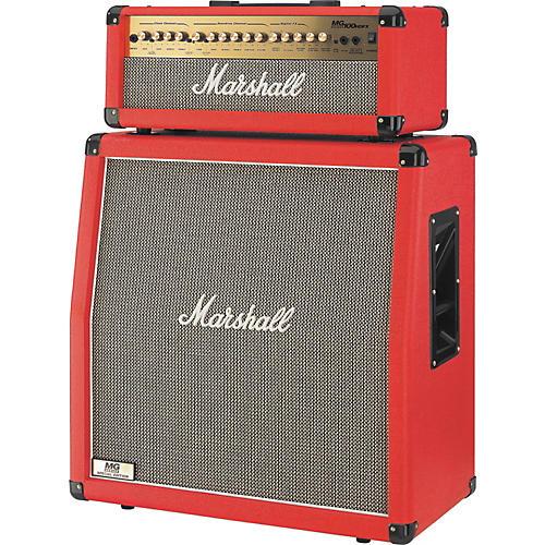 Marshall MG100HDFXR/MG412AR 100 Watt Half-Stack