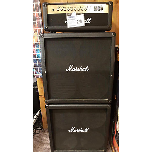 Marshall MG100HFX 100W Full Stack Guitar Stack
