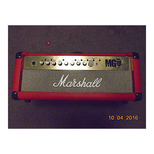 Marshall MG100HFX 100W Solid State Guitar Amp Head