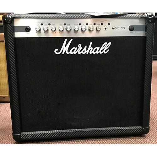 Marshall MG101CFX 100W 1x12 Guitar Combo Amp-thumbnail