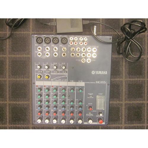 Yamaha MG102C Unpowered Mixer