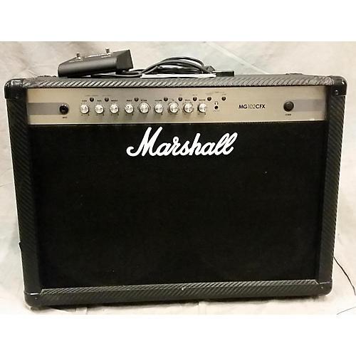 used marshall mg102cfx guitar combo amp guitar center. Black Bedroom Furniture Sets. Home Design Ideas