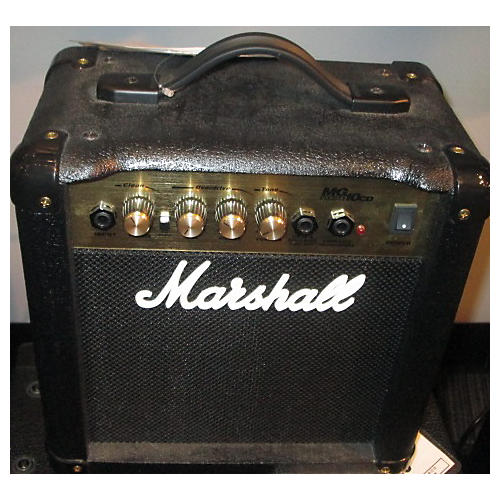 Marshall MG10CD 1X6.5 10W Guitar Combo Amp-thumbnail