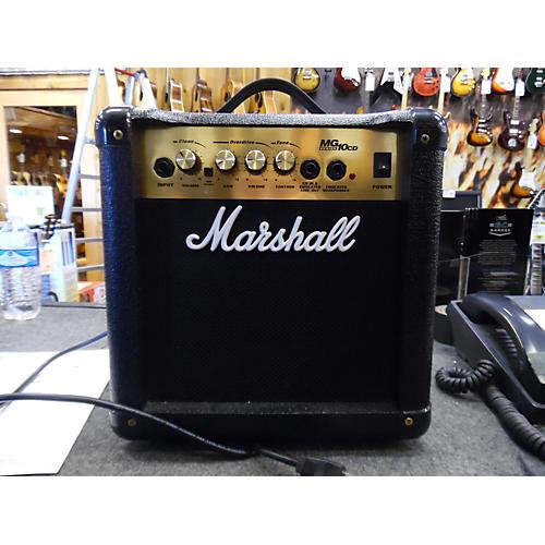 Marshall MG10CD 1X6.5 10W Guitar Combo Amp-thumbnail