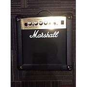 Marshall MG10CD 1X6.5 40W Battery Powered Amp
