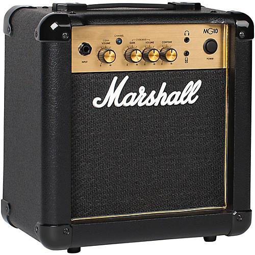 marshall mg10g 10w 1x6 5 guitar combo amp guitar center. Black Bedroom Furniture Sets. Home Design Ideas