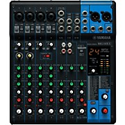 MG10XU 10-Channel Mixer with Effects