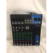 Yamaha MG10XU Powered Mixer