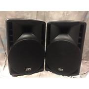 Musician's Gear MG115A PAIR Powered Speaker