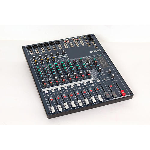 Yamaha MG124CX 12-Input Stereo Mixer with Compression and Effects  888365368801