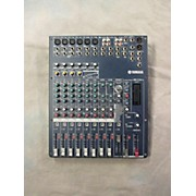 Yamaha MG124CX Unpowered Mixer