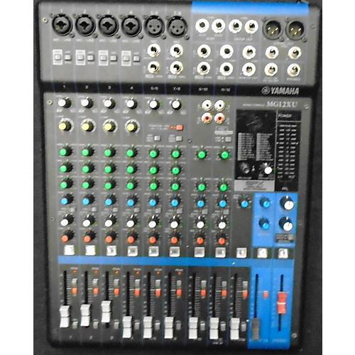 Yamaha MG12XU Digital Mixer