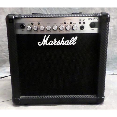 Marshall MG15 1X8 15W Guitar Combo Amp-thumbnail