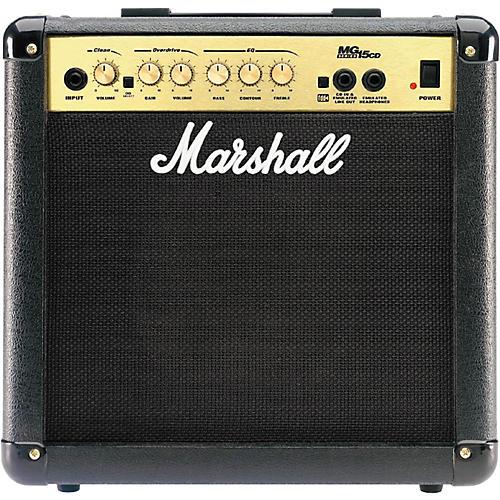 Marshall MG15CD 15 Watt Combo-thumbnail