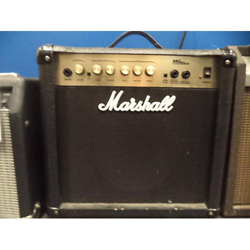 Marshall MG15CD 15W 1X8 Guitar Combo Amp-thumbnail