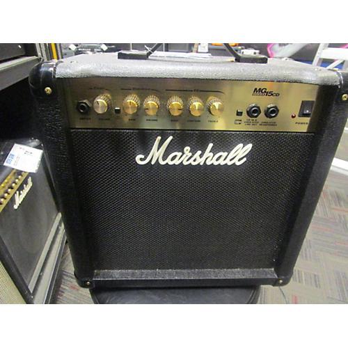 Marshall MG15CD Guitar Combo Amp