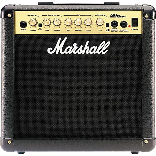 Marshall MG15CDR 15 Watt Combo Amp with Reverb