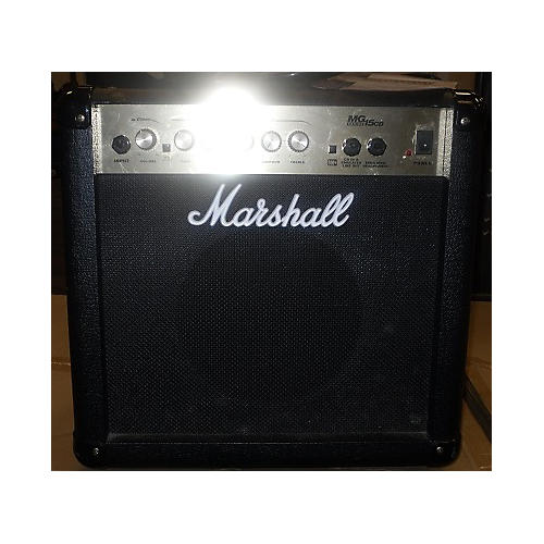 Marshall MG15CDR 15W 1X8 Guitar Combo Amp-thumbnail