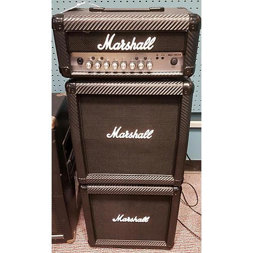 used marshall mg15cfxms mini stack guitar combo amp guitar center. Black Bedroom Furniture Sets. Home Design Ideas