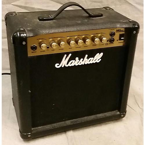 Marshall MG15DFX 1X8 15W Guitar Combo Amp