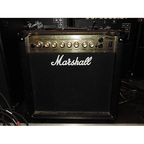 Marshall MG15DFX Guitar Combo Amp