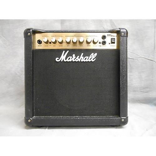 Marshall MG15FX 1X8 15W Guitar Combo Amp-thumbnail