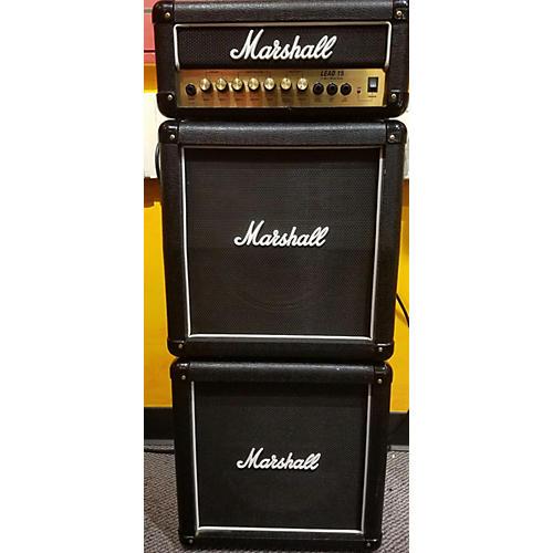 Marshall MG15MS Guitar Stack