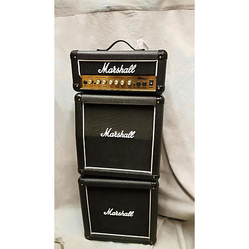 Marshall MG15MSII Micro Stack Guitar Stack-thumbnail
