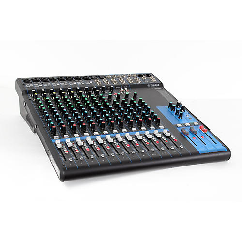 Yamaha MG16 16-Channel Mixer with Compression-thumbnail