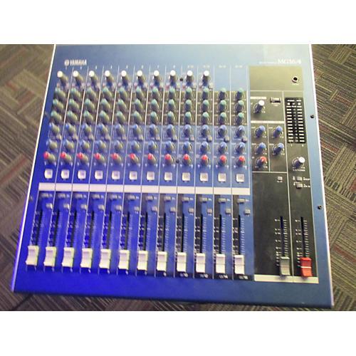 Yamaha MG16/4 Unpowered Mixer-thumbnail