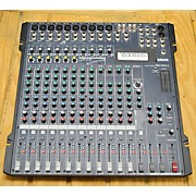 Yamaha MG166CX Unpowered Mixer