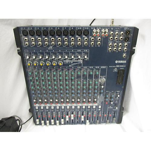 Yamaha MG166CX Unpowered Mixer
