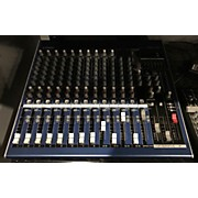 Yamaha MG166FX Unpowered Mixer