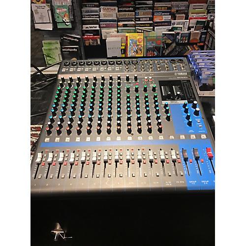 Yamaha MG16U Unpowered Mixer