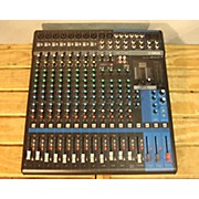 Yamaha MG16XU Powered Mixer