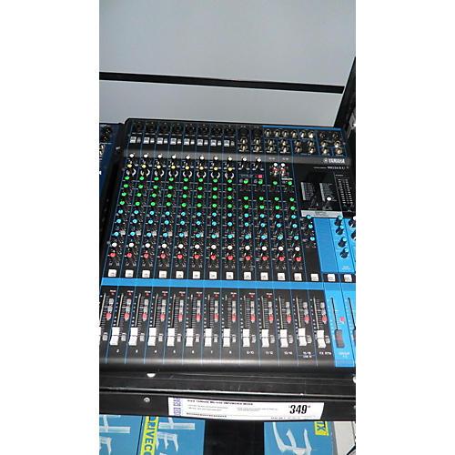 Yamaha MG16XU Unpowered Mixer