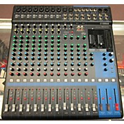 Yamaha MG16XU Unpowered Mixer