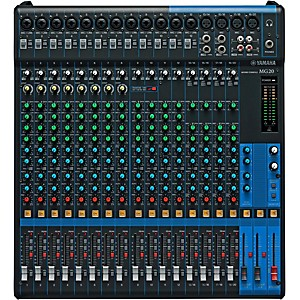 Yamaha MG20 20-Channel Mixer with Compression by Yamaha