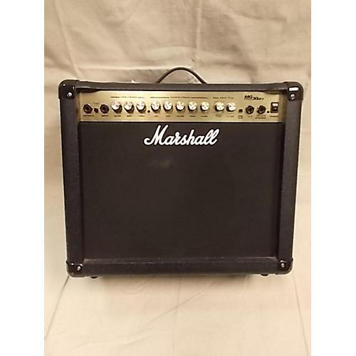 Marshall MG30DFX 1X10 30W Black Guitar Combo Amp-thumbnail